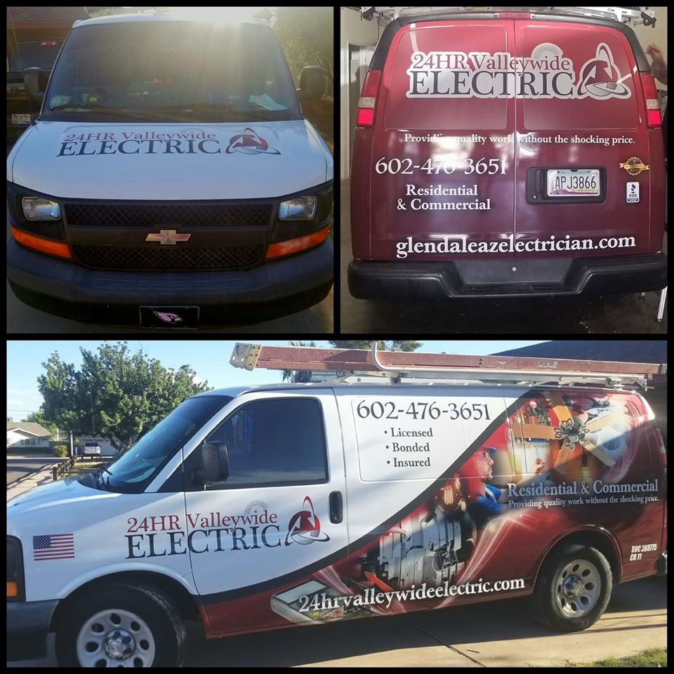 24 Hr Valleywide Electric LLC